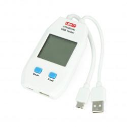 USB sockets tester UNI-T UT658 Dual