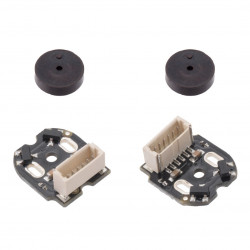 Set of magnetic encoders for micro motors - 2,7-18V - 2pcs - Pololu 4760