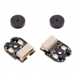 Set of magnetic encoders for micro motors - Side-Entry connector - 2,7-18V - 2pcs - Pololu 4761