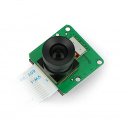 "Kamera Arducam IMX219 8Mpx 1/4"" do NVIDIA Jetson Nano - M12 - NoIR - Arducam B0187"