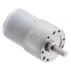37Dx54L Motor with 70:1 Gear 12V 150RPM - Pololu 4744