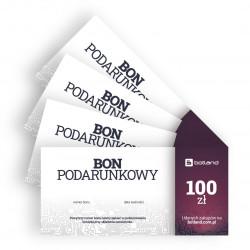 Bon Podarunkowy - 100zł
