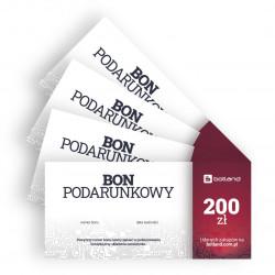 Bon Podarunkowy - 200zł