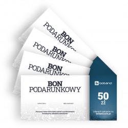 Gift certificate Gift - PLN 50