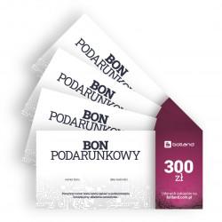 Bon Podarunkowy - 300zł
