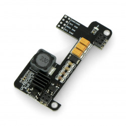 Mini PoE Hat - PoE module for Raspberry Pi 4B/3B+/3B - UCTRONICS: U6109