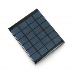 Ogniwo słoneczne 2W / 6V 136x110x3mm