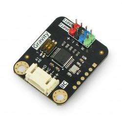 Gravity - I2C - 2x UART converter - DFRobot DFR0627