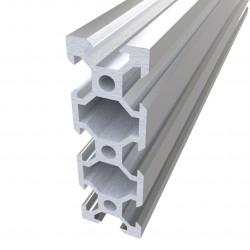 Profil V-Slot 2060 anodowany srebrny 500 mm