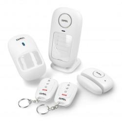 Zestaw elementów alarmu bezprzewodowego - Zamel ZAM-350