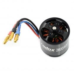 Silnik bezszczotkowy REDOX BL 2600/600