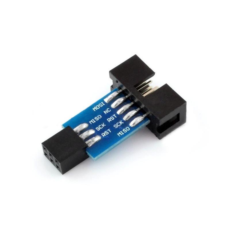 Przejściówka kanda ISP 6 PIN - ISP 10 PIN