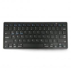 Keyboard Bluetooth 3.0 AK198C - black