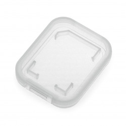 Case for SD memory card