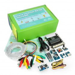 Grove Inventor Kit for mciro: bit - zestaw wynalazcy dla micro:bit