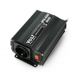 Przetwornica napięcia IPS 600 DUO 12/24V/230V 300/600W