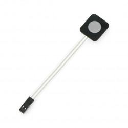 Self-adhesive membrane keypad - 1 key