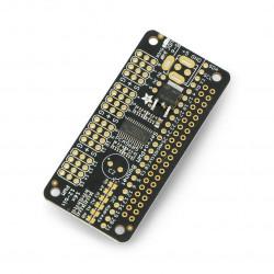 Adafruit 16-kanałowy sterownik PWM I2C - Servo Bonnet do Raspberry Pi