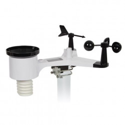 WiFi weather station with screen - Velleman WC224