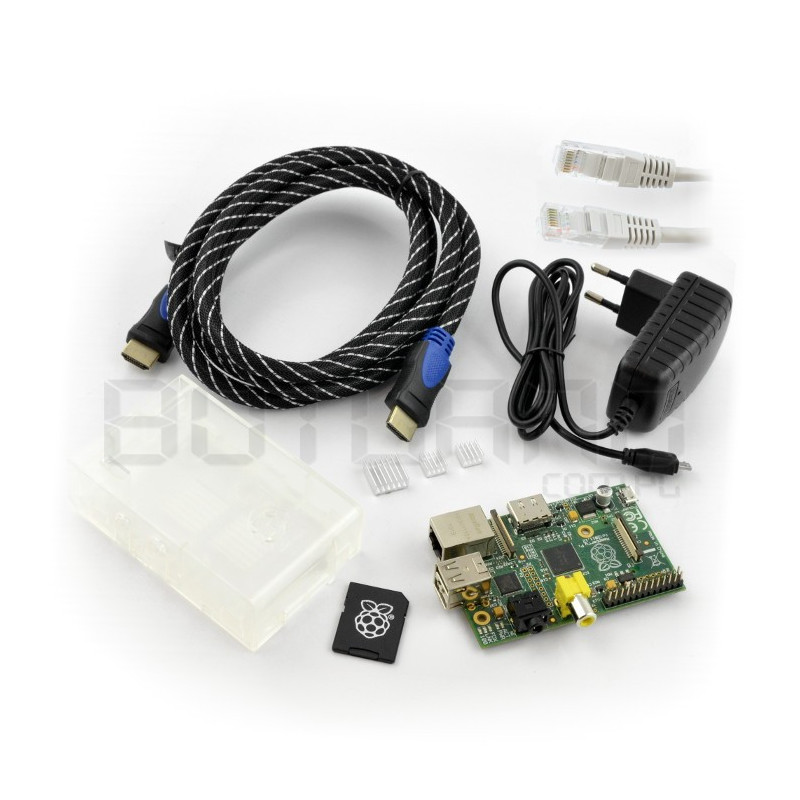 A kit Raspberry Pi model B - Basic
