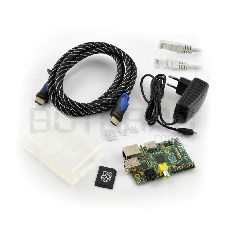Zestaw Raspberry Pi model B - Basic