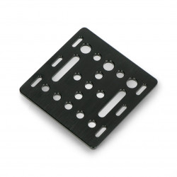 Mounting plate 20 mm
