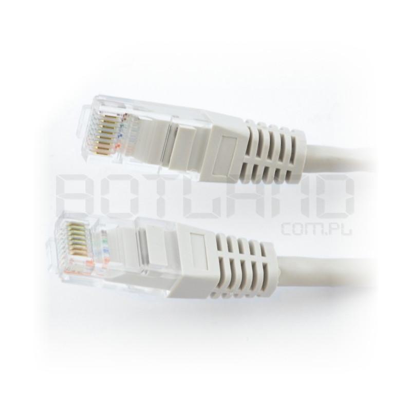 Przewód sieciowy Ethernet Patchcord UTP 5e