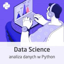 Kurs Data Science w Python - wprowadzenie do analizy danych