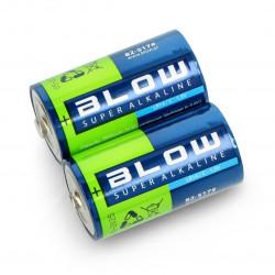C/LR14 Blow Super Alkaline battery - 2pcs.