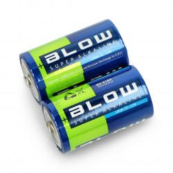 D/R20 Blow Super Alkaline battery - 2pcs.