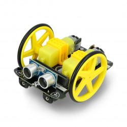 Kitronik - zestaw do budowy robota :Move Motor - dla BBC micro:bit - Kitronik 5683