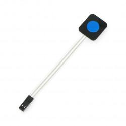 Membrane Switch Keypad 1 Key - blue