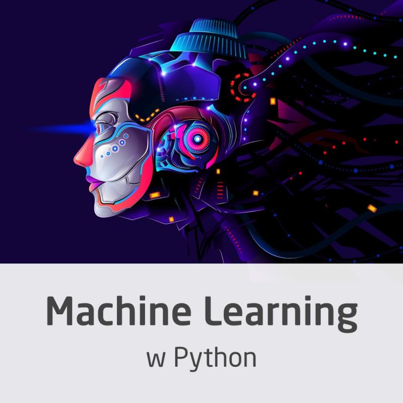 Kurs Machine Learning w Python - wprowadzenie do sztucznej inteligencji - wersja ON-LINE