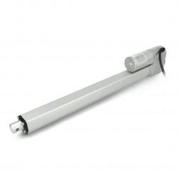 Linear Actuator LA10P 150N 40mm/s 12V with potentiometer - stroke 30cm