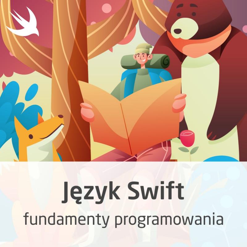 Kurs Fundamenty programowania w języku Swift - wersja ON-LINE