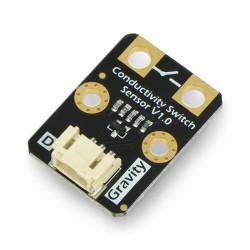 DFRobot Gravity: czujnik przewodności z przełącznikiem