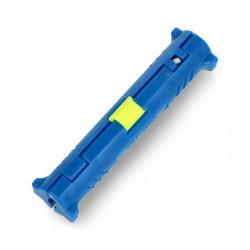 Uniwersalne narzędzie do zdejmowania izolacji z kabli koncentrycznych