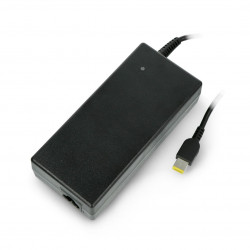 Zasilacz Green Cell do laptopów Lenovo 20V 6,75A wtyk slim tip (USB)