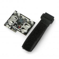 BitWearable Kit - rozszerzenie dla BBC micro:bit + opaska na rekę