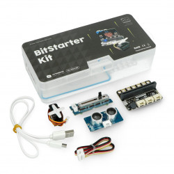 BitStarter Kit - Grove Extension kit for micro:bit