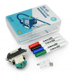 Grove Zero Bit Kit micro:Car - Zestaw elementów łączonych magnetycznie - 3 moduły