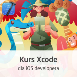 Kurs Xcode dla iOS developera - wersja ON-LINE