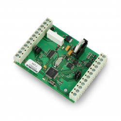 NKP-2 gate controller for the NACS system
