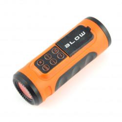 Bluetooth Speaker Blow BT300 + flashlight for bike