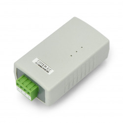 Ethernet-CAN COTER-ECI converter for the NACS system