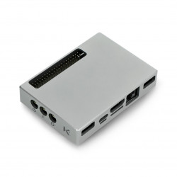 KKSB Khadas VIM3 Basic/Pro housing - aluminum with built-in heat sink