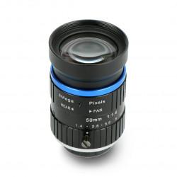Telephoto Lens 50mm C mount 8MPx - for Raspberry Pi camera - Seeedstudio 114992276