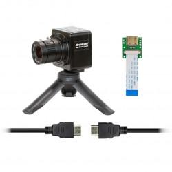 Zestaw z kamerą IMX477 12,3MPx HQ i obiektywem 6mm CS-Mount - dla Nvidia Jetson - ArduCam B0250