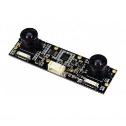 Kamera stereo 3D IMX219-83 8MPx z czujnikiem 9DoF - dla Nvidia Jetson - Seeedstudio 114992270