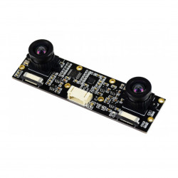 Stereo 3D IMX219-83 8MPx camera with 9DoF sensor - for Nvidia Jetson - Seeedstudio 114992270